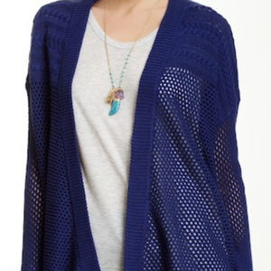House of Harlow 1960 Cardigan